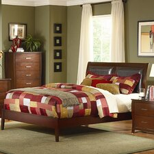 Rivera Panel Bed