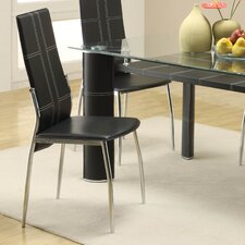 <strong>Woodbridge Home Designs</strong> Wilner Side Chairs (Set of 2)