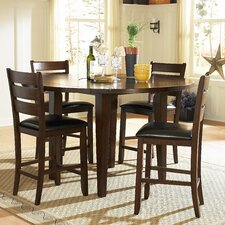 <strong>Woodbridge Home Designs</strong> Ameillia Counter Height Dining Table