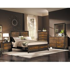 <strong>Woodbridge Home Designs</strong> Brumley Panel Bedroom Collection