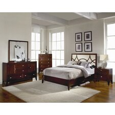 <strong>Woodbridge Home Designs</strong> Simpson Panel Bedroom Collection