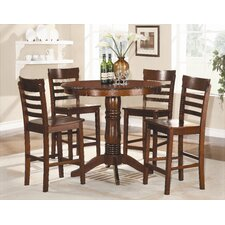 Wayland 5 Piece Counter Height Dining Set