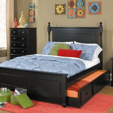 <strong>Woodbridge Home Designs</strong> Morelle Captain's Bed with Trundle