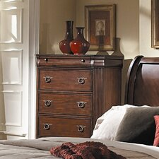 <strong>Woodbridge Home Designs</strong> Karla 5 Drawer Chest