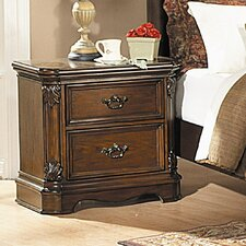 Montrose 2 Drawer Nightstand