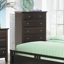 Verano 6 Drawer Chest