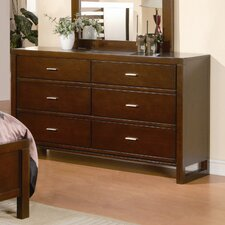 Tove 6 Drawer Dresser