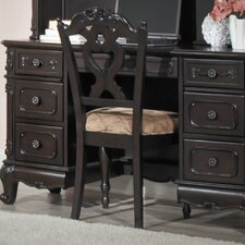 <strong>Woodbridge Home Designs</strong> Cinderella Writing Desk Chair