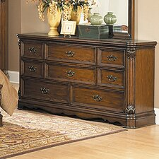 Montrose 8 Drawer Dresser