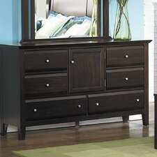 <strong>Woodbridge Home Designs</strong> Verano 6 Drawer Dresser