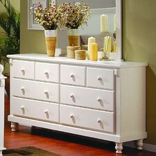 <strong>Woodbridge Home Designs</strong> 875 Series 6 Drawer Dresser