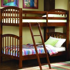 <strong>Woodbridge Home Designs</strong> B29 Series Twin over Twin Bunk Bed