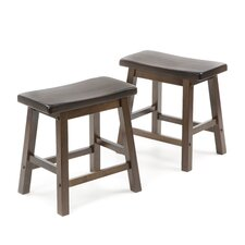5302 Series Stool in Walnut