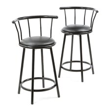 <strong>Woodbridge Home Designs</strong> 144 Series Swivel Barstool