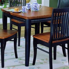 <strong>Woodbridge Home Designs</strong> 764 Series Dining Table