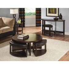 <strong>Woodbridge Home Designs</strong> Brussel II Coffee Table Set