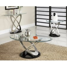 <strong>Woodbridge Home Designs</strong> Firth Coffee Table Set