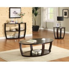 <strong>Woodbridge Home Designs</strong> Patterson Coffee Table Set