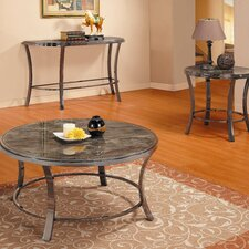 <strong>Woodbridge Home Designs</strong> Willow Coffee Table Set