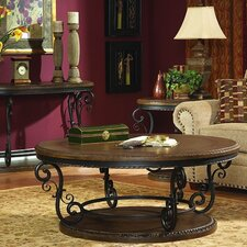 <strong>Woodbridge Home Designs</strong> 5552 Series Coffee Table Set