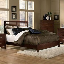 <strong>Woodbridge Home Designs</strong> 1348 Series Slat Bed
