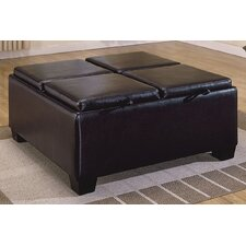 <strong>Woodbridge Home Designs</strong> Beckett Cocktail Ottoman