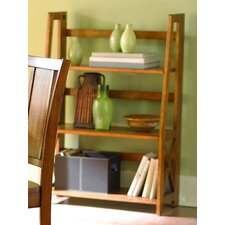 481 Series Folding Bookcase in Oak