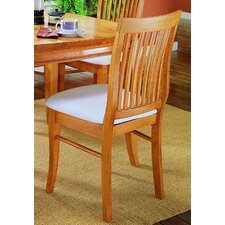 <strong>Woodbridge Home Designs</strong> 763 Series Slat Back Side Chair