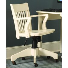 <strong>Woodbridge Home Designs</strong> High-Back Office Chair with Arms