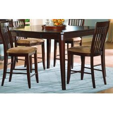 <strong>Woodbridge Home Designs</strong> 982 Series Counter Height Dining Table in Cherry