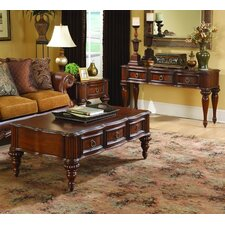 <strong>Woodbridge Home Designs</strong> 1390 Series Coffee Table Set