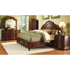 <strong>Woodbridge Home Designs</strong> 1390 Series Panel Bedroom Collection