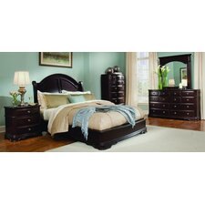 858 Series Panel Bedroom Collection
