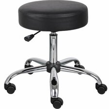 Height Adjustable Caressoft Medical Stool