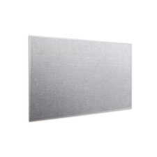 <strong>Platinum Visual Systems</strong> DTS Trim Standard Vinyl Tackboard