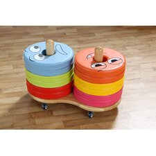 Emotions Donut Cushion Cart