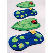 Back to Nature Snuggle Kids Rug (Set of 4)
