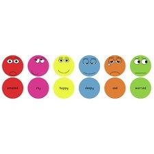 English Emotions Kids Cushion Pack 1 (Set of 6)