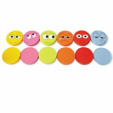 Emotions Kids Cushion Pack 1 (Set of 6)