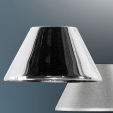 "2.4"" Metal Track Head Shade"