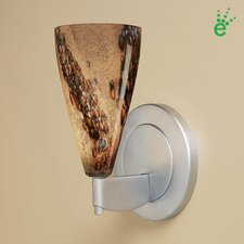 Zara 1 Light Wall Sconce