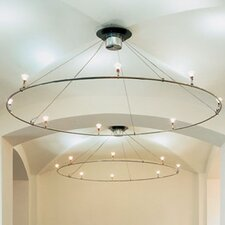 <strong>Bruck Lighting</strong> V/A Ring Ceiling Fixture
