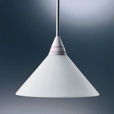<strong>Bruck Lighting</strong> Shou 1 Light Monopoint Nikai Mini Pendant