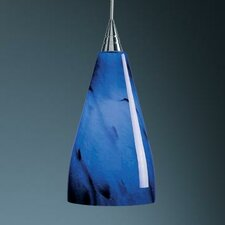 Zara 1 Light Monopoint Pendant with Canopy