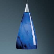 <strong>Bruck Lighting</strong> Zara 1 Light Monopoint Pendant with Canopy