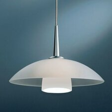 <strong>Bruck Lighting</strong> Jas 1 Light Down Light Pendant