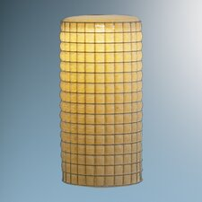 "3.5"" Sierra Glass Cylinder Pendant Shade"