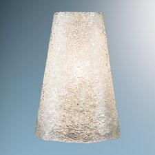 "4.8"" Bling Glass Pendant Shade"