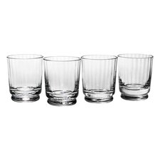 Heritage Austin Dof Glass (Set of 4)