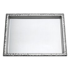 Heritage Banded Bead Mirror Tray